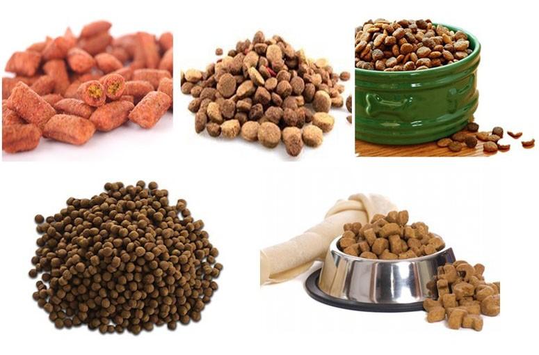 Виды кормов для декоративных собак