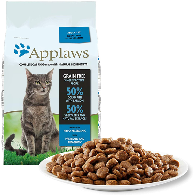 Applaws Adult Cat Ocean Fish with Salmon
