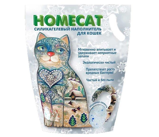 Homecat Эколайн кукурузный