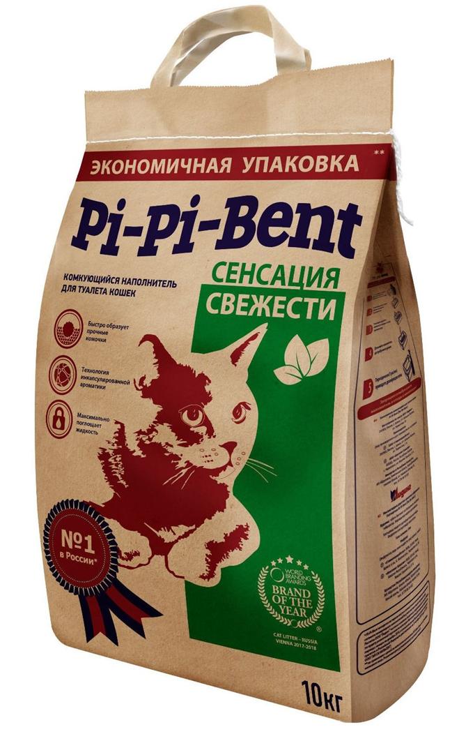 Pi-Pi Bent Сенсация свежести