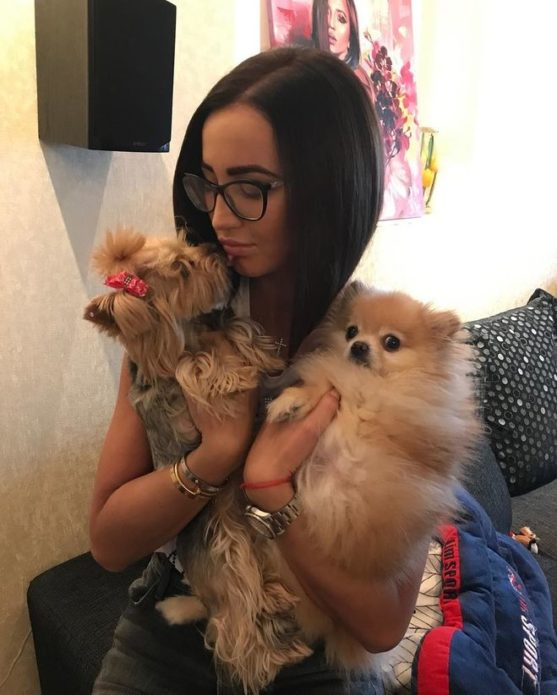 Собаки Ольги Бузовой