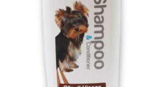 Шампунь для собак с норковым маслом