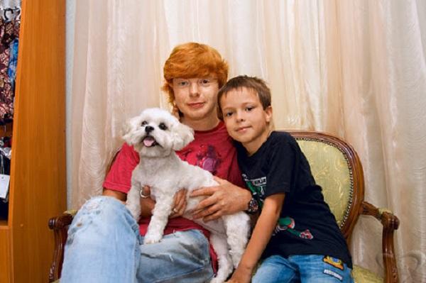 Собака Андрея Григорьева-Апполонова